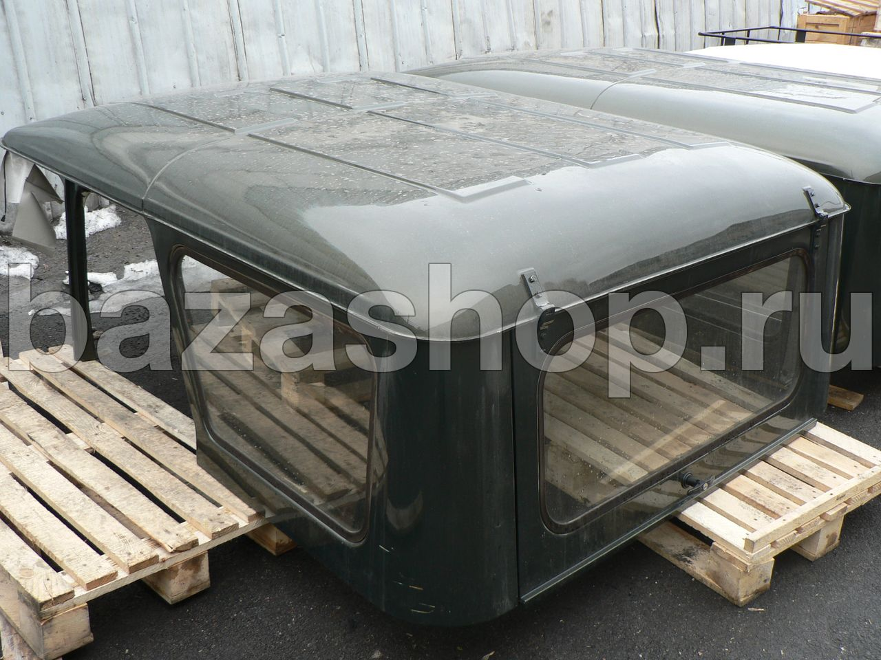 Крыша УАЗ-469 - Кузов 73