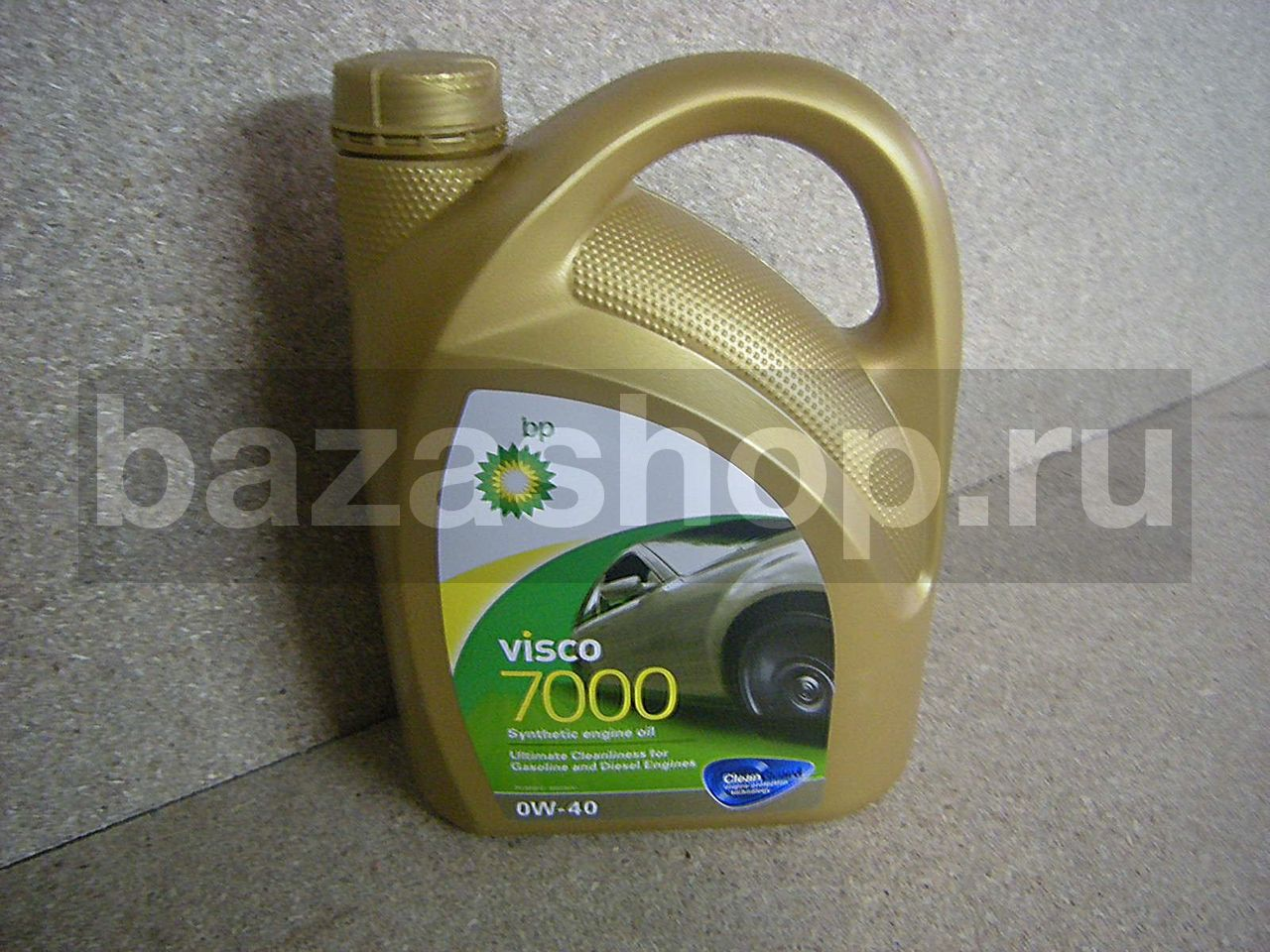 �����  BP Visco 7000 OW-40 4� (���������) / 4053430090/119369