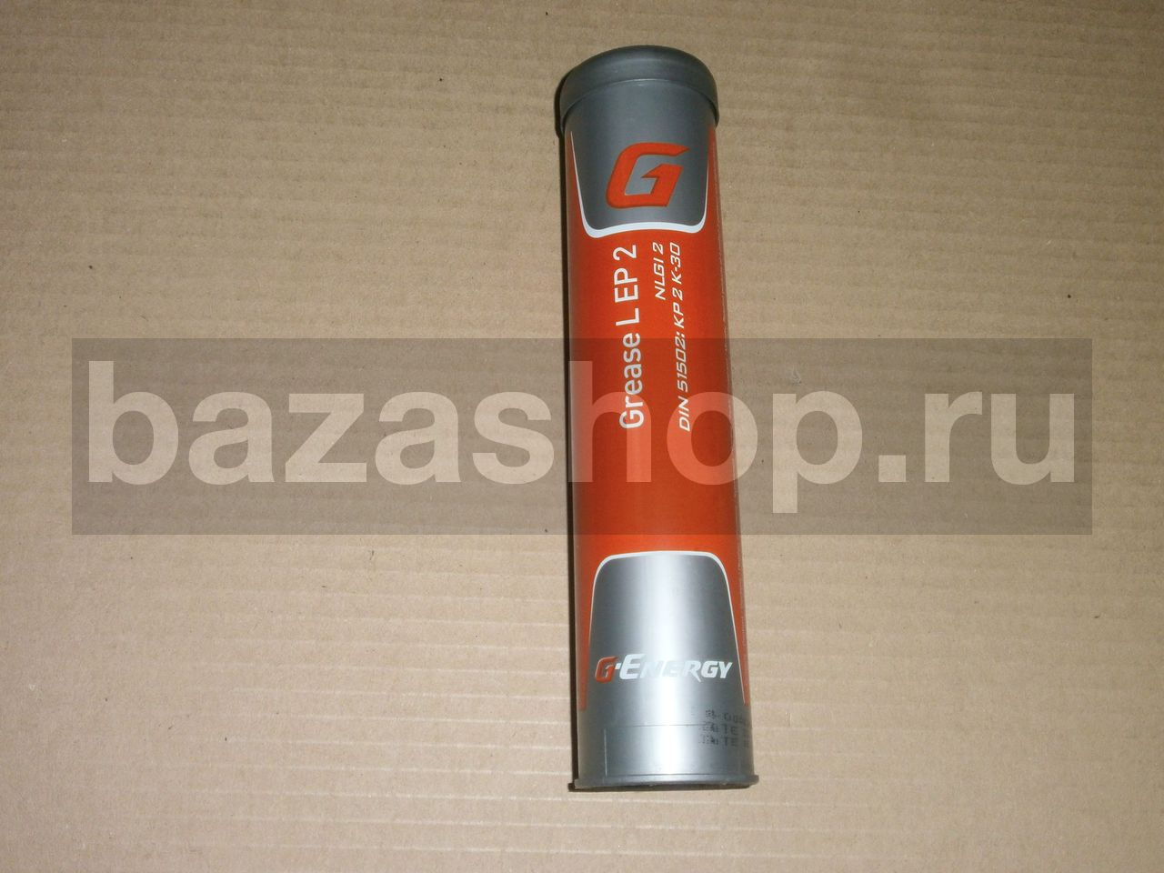 Смазка  Gazpromneft Grease L EP 2 0.400 кг / 2389906875 (254111717)