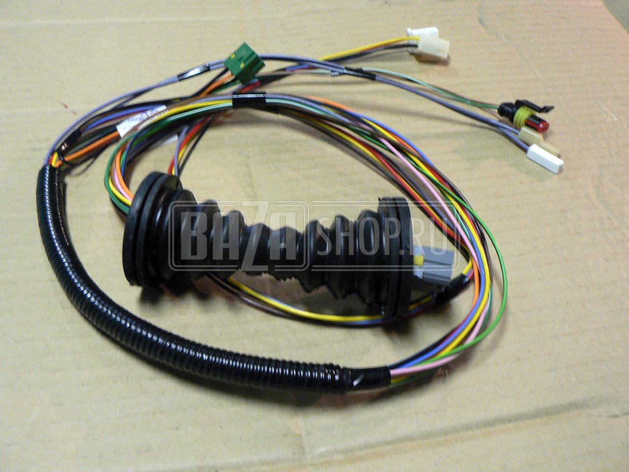 Жгут проводов двери передней левой УАЗ PATRIOT / 3163-3724070.