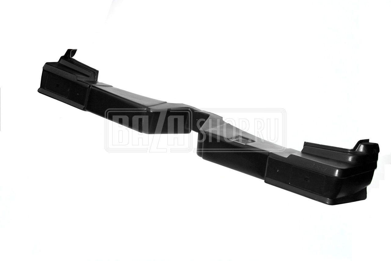 """Бампер УАЗ 469 задний пласт. """"ИРБИС"""" (из 2-х частей"""